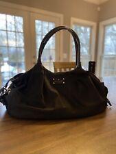 Kate Spade Stevie Diaper Bag Black