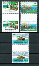 Kokos (Keeling) Inseln - Fasspost 1984 (postf. / ** / MNH) - Zw.-Stegpaar