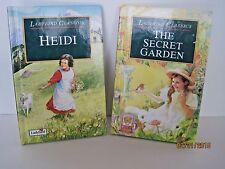 Ladybird Classics Books, Lot of 2 Books