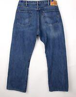 Levi's Strauss & Co Herren 501 Gerades Bein Jeans Größe W40 L32 BCZ916