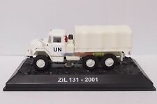 New 1/72 Diecast Tank UN Zil 131 Truck United Nations Military Model Toy Soldier