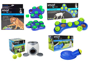 Pet Interactive Toys Dog Cat Keep Busy Games Ball Launcher Puzzle Search Game