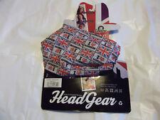 New SNOOD Union Jack I Love London, Neck tube Balaclava Bandana Hat