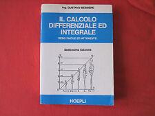 Il calcolo differenziale ed integrale | Gustavo Bessière | Hoepli