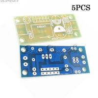 5Pcs L78XX PCB LM78XX IC LM7805 LM7812 Fixed Regulator PCB Board FAST DISPATCH