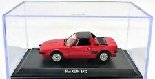 FIAT SCALA 1/43 X1/9 AUTO MODELLINI DIECAST MINIATURE CAR MODEL NOREV MODELL NEU