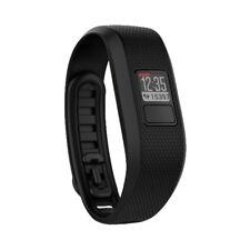 Garmin Vivofit 3 Fitness Activity Tracker, Size Regular - Black