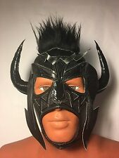 PSICOSIS WRESTLING LUCHADOR MASK!! COOL DESIGN!! GREAT HANDMADE LUCHA LIBRE MASK