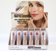 6 for $9 - CELAVI COSMETICS Weightless Matte Lipsticks COSMLS005