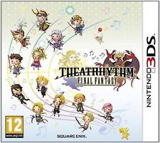Theatrhythm Final Fantasy 3DS Nintendo Video Juego como nuevo Rele original de Reino Unido