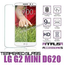 PELLICOLA VETRO TEMPERATO PER LG G2 MINI D620 TEMPERED GLASS  SCREEN PROTECTOR