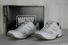 British Army - Military - Magnum White XTS14 Trainers - Size 15M New Boxed