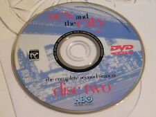 Sex And The City Second Season 2 Disc 2 DVD Disc Only 44-179