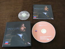 10 CD Box Lupu Complete Decca Solo Recordings 2010 Europe +Booklet