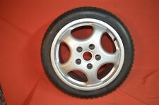 Mercedes BORBET Rim 9J17H2 w/ Bridgestone Winter Radial WT 05 255/40R17 Tire
