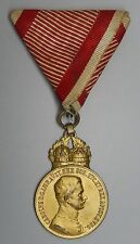 MED 259 - MEDAILLE - AUTRICHE - MEDAILLE DU COURAGE
