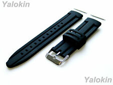 22mm - 4pcs Replacement Strap Set for Luxury, Sports, Casual Watches (B-RASDMD)