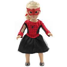 "Fits 18"" American Girl Madame Alexander Handmade Doll Clothes dress MG139"
