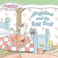 Angelina and the Rag Doll (Angelina Ballerina)-ExLibrary