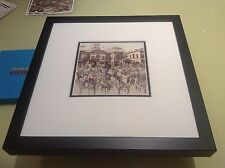 Peter Blake  bespoke framed art Card Horse Guards Parade Horses And Horseman