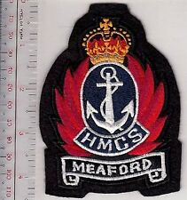 Canada Royal Canadian Navy RCN WWII HMCS Meaford Corvette Flower Class