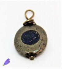 Ciondolo Pietre Dure: Potente pietra protettiva con Ematite e Lapislazzuli