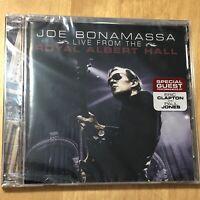 JOE BONAMASSA Live From The Royal Albert Hall 2 CD SET BRAND NEW & SEALED RARE !