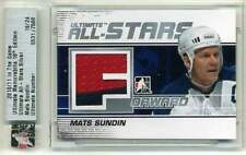 2010-11 ITG Ultimate Mats Sundin All-Stars Patch 16/24