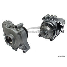 One New Genuine Engine Water Pump 93181118 for Saab & more