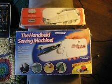 Miniture sewing machine and electric scissors/As seen on TV/perfect/never used