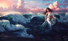 Fairies Of The Sea Reiki Attunement/healing & releasing/pdf manual on cd + bonus