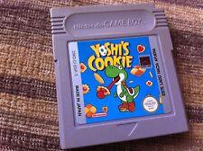 JUEGO NINTENDO GAME BOY COLOR YOSHI'S COOKIES