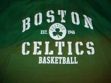 Adult Boston Celtic's Hoodie Sz 3XT Majestic