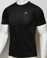 Adidas Ess Performance Funktionsshirt T-Shirt ClimaLite schwarz  XS 42 152-164