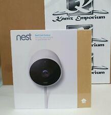 Google Nest Cam Outdoor Smart Security Camera NC2100GB Full HD 1080p White X1