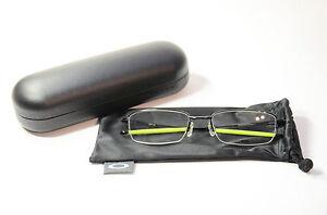 Oakley Lesebrille OX 3133 06 Brille Herren Metall 1,0 1,5 2,0 2,5 3,0 3,5 4,0