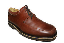 TERRA PLANA Mens Oxfords Shoes Leather Brown Size UK 6,5 US 7.5