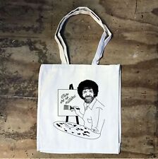 Bob Ross - There are no Mistakes Tote