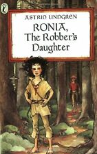 Ronia, the Robbers Daughter by Astrid Lindgren