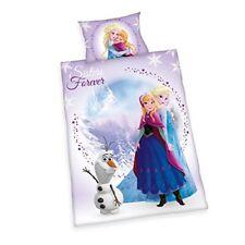 Herding Kinder Bettwäsche Disney die Eiskönigin 100x135 Cm Kinderbettwäsche
