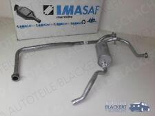 IMASAF Auspuff Anlage Daihatsu F50 (Taft/Wildcat/Fourtrak) 4x4 2.5 D 1979-1984