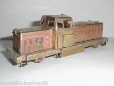 Ätzmessingbausatz Elektrolomotive T444.0 der CSD  Spur N 1:160