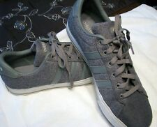 Men's Adidas AW4568 Neo Daily Grey - Size 11 - PreOwned