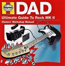 HAYNES - DAD -THE ULTIMATE GUIDE TO ROCK MK. II - VARIOUS ARTISTS (NEW 2CD)
