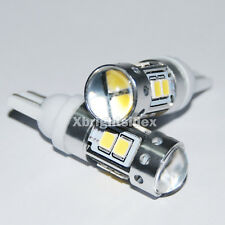 2pcs 921 912 906 T15 Samsung 11w High power LED Back up Light Projector Lens