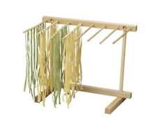 Eppicotispai Natural Beechwood Collapsable Pasta Drying Rack