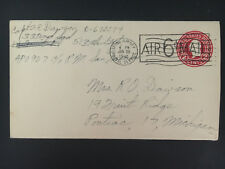 1935 US Navy Post Office Chefoo China Cover to Annapolis MD USA USS Paul Jones