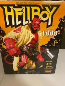 ELECTRIC TIKI-SIDESHOW HELLBOY Full SIZE STATUE 702/1000