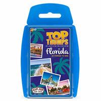 Top Trumps Card Game Florida