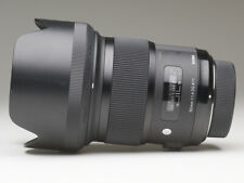 Sigma AF 50 mm f/1.4 DG HSM Art für Nikon